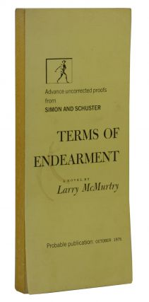 Terms of Endearment. Larry McMurtry