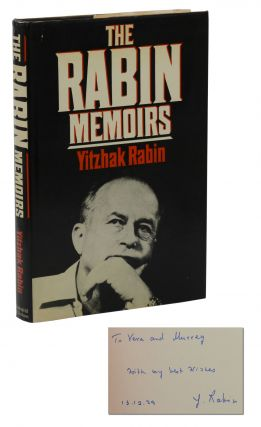The Rabin Memoirs. Yitzhak Rabin