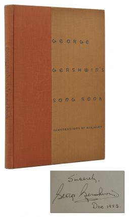 George Gershwin's Song Book. George Gershwin, Constantin Alajalov, Illustrations
