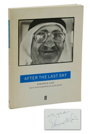 After the Last Sky: Palestinian Lives. Edward W. Said, Jean Mohr, Photographer