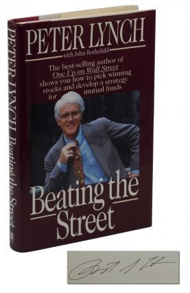 Beating the Street. Peter Lynch