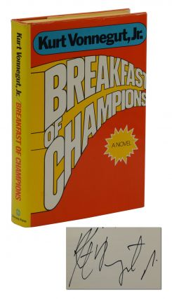 Breakfast of Champions. Kurt Vonnegut