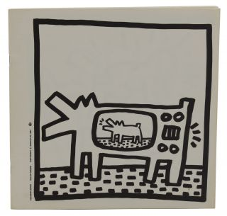 Coloring Book. Keith Haring