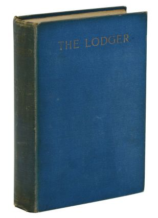 The Lodger. Marie Belloc Lowndes