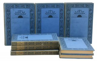 The Law of Success: In Sixteen Lessons (Eight Volume Set)