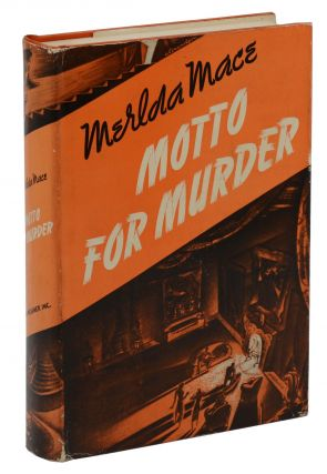 Motto for Murder. Merlda Mace