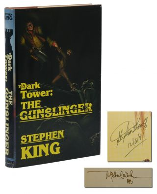 The Dark Tower: The Gunslinger. Stephen King, Michael Whelan, Illustrations