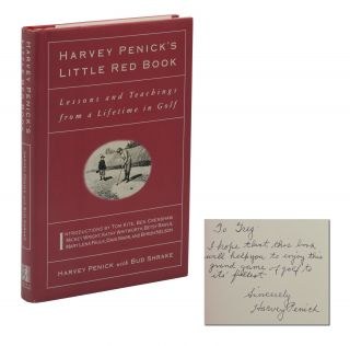 Harvey Penick's Little Red Book. Harvey Penick, Bud Shrake
