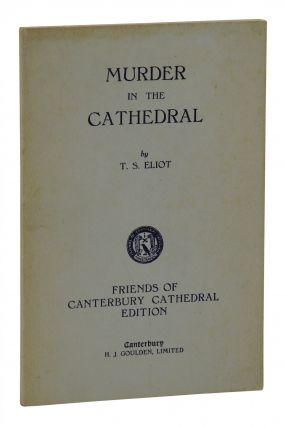 Murder in the Cathedral. T. S. Eliot