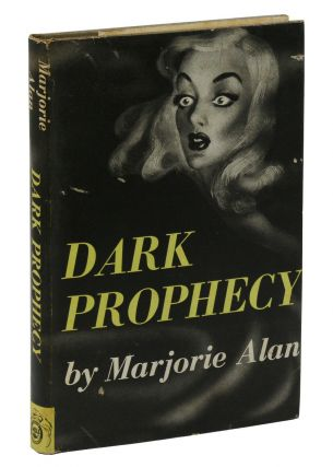 Dark Prophecy: A Mystery Novel. Marjorie Alan