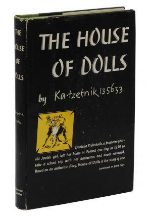 The House of Dolls. Ka-Tzetnik 135633, Yehiel Dinur