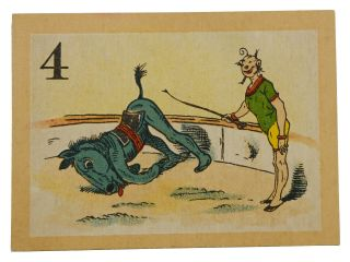 Clever Hans (Card game based on the famous problem solving horse)