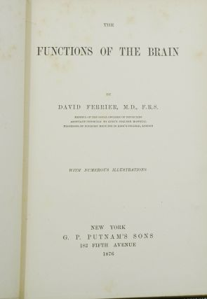 The Functions of the Brain
