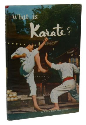 What is Karate? Masutatsu Oyama