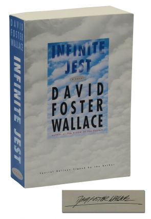Infinite Jest. David Foster Wallace