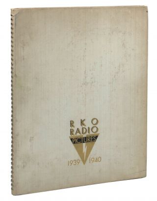 RKO Radio Pictures 1939-1940 Annual