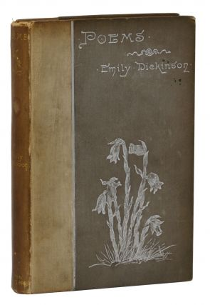 Poems (First Series). Emily Dickinson