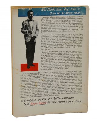 Negro Digest, September 1967: Annual Poetry Issue Dedicated to the Memory of Langston Hughes