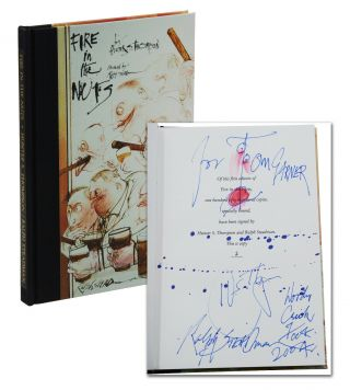 Fire in the Nuts. Hunter S. Thompson, Ralph Steadman