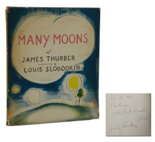 Many Moons. James Thurber, Louis Slobodkin, Illustrations