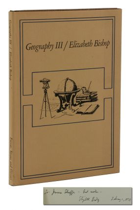 Geography III. Elizabeth Bishop