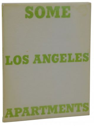 Some Los Angeles Apartments. Edward Ruscha