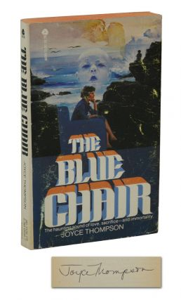 The Blue Chair. Joyce Thompson