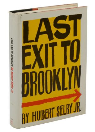 Last Exit to Brooklyn. Hubert Selby