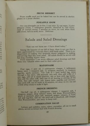 Pauline's Practical Book of the Culinary Art for Clubs, Home or Hotels