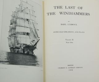The Last of the Windjammers