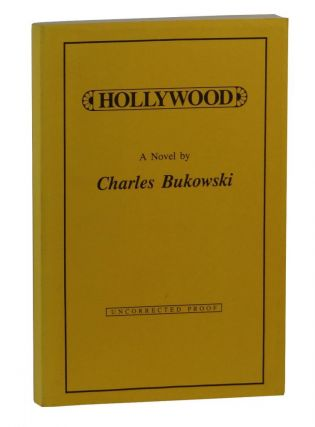 Hollywood. Charles Bukowski.