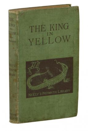 The King in Yellow. Robert W. Chambers