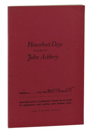 Houseboat Days. John Ashbery