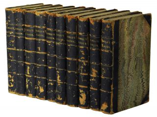 The Life of Samuel Johnson, LL.D. including A Journal of his Tour to the Hebrides (Croker...
