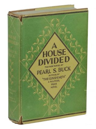 A House Divided. Pearl S. Buck