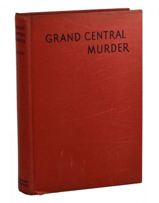 Grand Central Murder. Sue MacVeigh