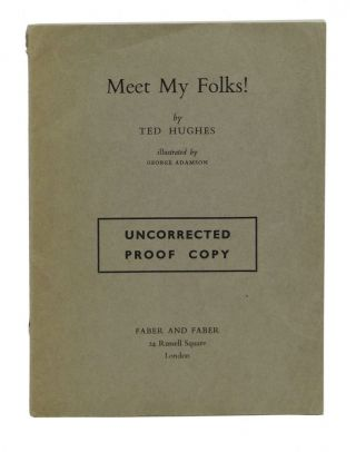 Meet My Folks. Ted Hughes