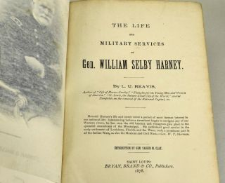 The Life and Military Services of Gen. William Selby Harney