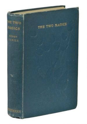 The Two Magics: The Turn of the Screw; Covering End. Henry James