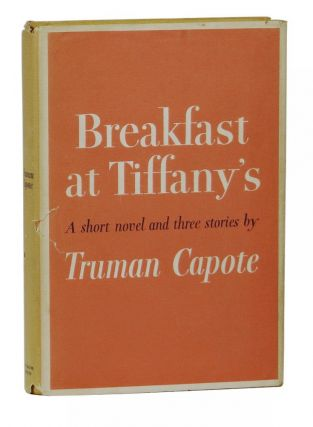 Breakfast at Tiffany's. Truman Capote