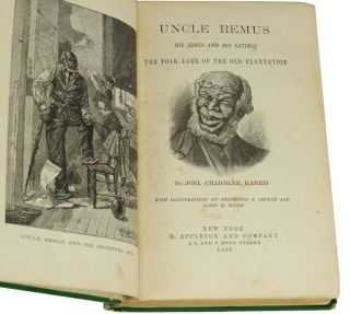Uncle Remus, His Songs and Sayings