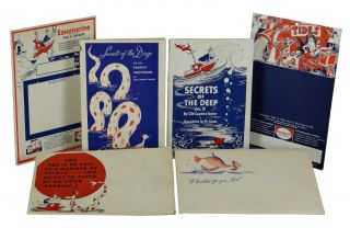 Secrets of the Deep: Volume I & II. Seuss Dr