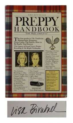 The Official Preppy Handbook. Lisa Birnbach