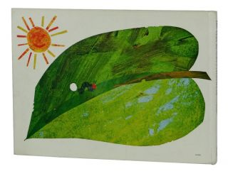 The Very Hungry Caterpillar Eric Carle First Edition