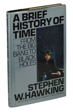 A Brief History of Time: From the Big Bang to Black Holes. Stephen Hawking