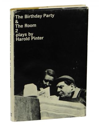 The Birthday Party & The Room. Harold Pinter
