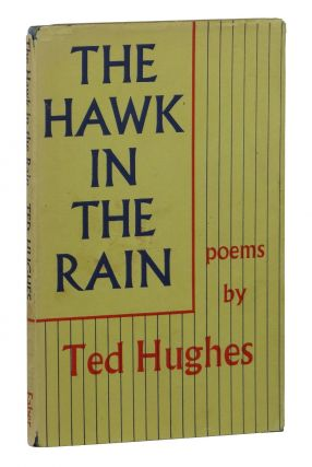 Hawk in the Rain. Ted Hughes