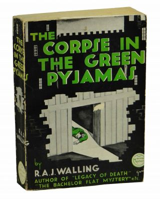 The Corpse in the Green Pyjamas. R. A. J. Walling