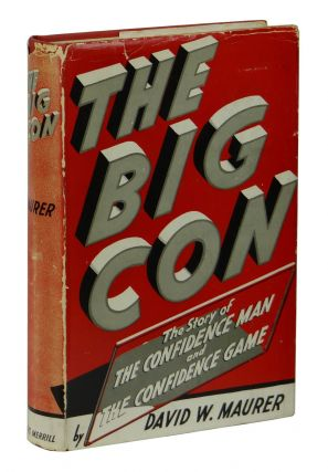The Big Con. David W. Maurer