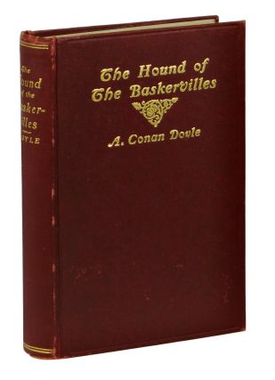 The Hound of the Baskervilles. Arthur Conan Doyle